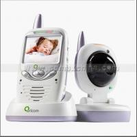 2 4ghz digital video baby monitor with 2 4inch lcd screen of somax shenzhen. Black Bedroom Furniture Sets. Home Design Ideas