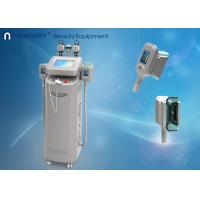 Cheap Multifunctional Cryolipolysis Slimming Machine , Safe Cryotherapy Slimming Equipment for sale