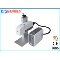 Cheap 3D Laser Marking Machine , Laser cutting Engraving Machine for Fabric Industry for sale