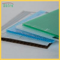 Cheap Plastic Sheet Protective Film Multicolor Corrugated Board Protection Roll for sale