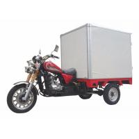 Buy cheap Cabin Closed Box Motorized Cargo Trike Optional Color 200cc 250cc 150cc from wholesalers