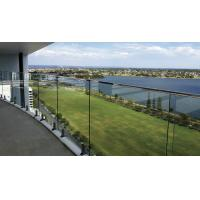 Buy cheap Cheap Price Frameless Tempered Glass Water Pool Railing / Balustrade from wholesalers