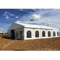 Cheap Gorgeous Linings Decoration for Luxury Party Tent Marquee with Anodized Aluminum wholesale