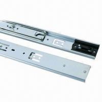 Cheap Industrial/Elraco Drawer Runners, OEM and ODM Services, Precise Hole Pattern for sale
