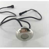 China 1W LED In-ground Lights Stainless Steel IP65 on sale