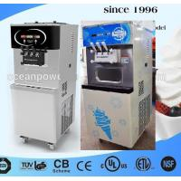 Cheap Frozen Yogurt Soft Ice Cream Machine adopted by Chill,Yogurberry.OceanPower OP138CS Floor Standing.Very Reliable. for sale