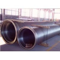 Dn mm ductile iron pipe mould with certificate of