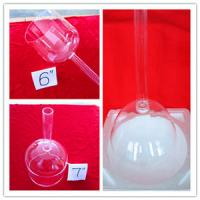 China Clear quartz singing bowls from china suppliers with long lasting sound 6 to 10 inch on sale