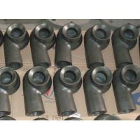 High temperature silicon carbide nozzle for refractory of