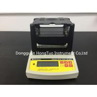 Cheap 320g / 0.01g 0.001% RS232 Gold Density Balance Gold Purity Checking Machine for sale
