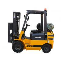 Cheap High Lift Portable Gasoline Forklift In Warehouse , Compact Forklift Trucks for sale