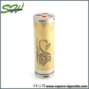 Cheap Durable 26650 Brass Stingray Mechanical Mod E Cig Bottom Switch for sale