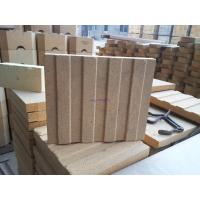 Cheap Customized Shaped Fire Brick Refractory  , Clay Bricks For Glass Tanks for sale