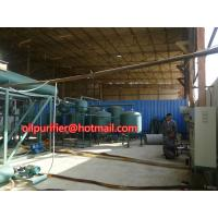 Cheap engine oil distillation regeneration equipment,used motor oil recycling plant machine for sale