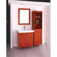 Cheap OAK Bathroom Cabinet (W-111) for sale