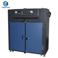 Cheap Double Doors Electric Laboratory Hot Air Drying Oven Customization Available With Air Force Level Cycle for sale