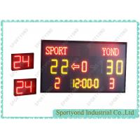 Cheap Match Hall Electronic scoreboard for Basketball Game Scorekeeper for sale