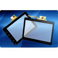 Cheap G+FF 8 Inch Projected Capacitive Touch Panel With I2C interface , Lcd Touch Screen Panel for sale