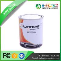 Buy cheap Cheap China Paint- 2K White Topcoat(Paint) AUTOTONE sales@hccpaint.com from wholesalers