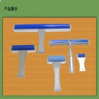 Cheap Custom Made Blue Cleanroom Silicon Sticky Roller Moved The Dust, Blue Sticky Roller for sale