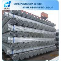 Cheap Hot dipped galvanized steel tube China supplier made in China for sale