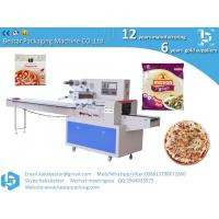Cheap Fresh shrimp pineapple pizza Hawaiian style pizza stainless steel packaging machine for sale