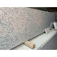 Cheap Indoor Granite Stone Slabs / River White Granite Kitchen Counter for sale
