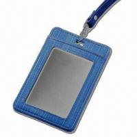 Cheap ID Card Holder, Various Colors are Available, Measures 7.6 x 11.6 x 0.5cm for sale