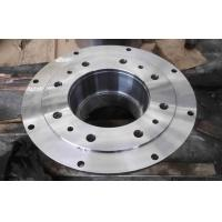 Buy cheap Gear Carbon Steel Forged Steel Flanges / DN400 Welding Neck Flanges For Metallurgy from wholesalers