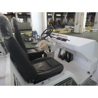Economic Electric Aircraft Tug , Aircraft Ground Support Equipment CE Standard