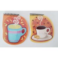 Cheap Promotion Spiral Notepad School Exercise Note Books /NINGBO TGS school notebook for sale