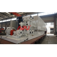 China APMCS Steel Drilling Mud Equipment Crew Safety Mud Cooling System on sale