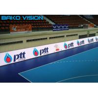 Cheap Outdoor Football Stadium Led Display , Led Perimeter Advertising Boards 320*320 for sale