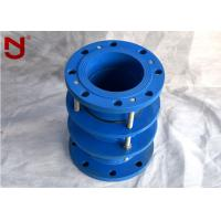 Cheap Ductile Iron Pipe Coupling Joint Spigot Pipe End Sprayed Metallic Zinc Coating for sale