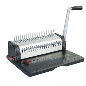Cheap Heavy Duty Plastic Comb Binding Machine 18Sheets Punching Capacity HP-5018 for sale