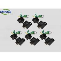 Cheap 5 Pin 24V 40 Amp Micro Relay With Socket Automotive Wiring Harness Kits 5 Pre-wire for sale