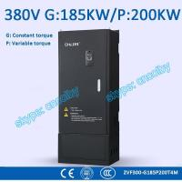 Cheap 185kw 200kw Low Voltage frequency converter motor pump 50Hz/60Hz AC drive CNC Variable-Frequency Drive VFD AC-DC-AC for sale
