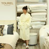 Cheap MultiColor Hotel Quality Bathrobes Beautiful Design Fit Adult And Children for sale