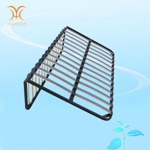 China Bedroom Furniture Poplar Wood Slat Bed Base Manufacturer on sale