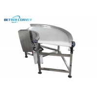 China 60 Degrees 90 Degrees 180 Degree Conveyor For Logistic on sale