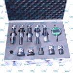 Cheap ERIKC black injector Lift measurement tools common rail nozzle universa measuring auto injector repair tool for sale