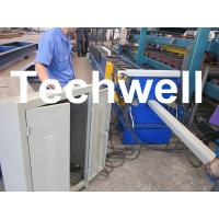 Cheap Automatic Custom Downspout Roll Forming Machine for Rainwater Downpipe for sale