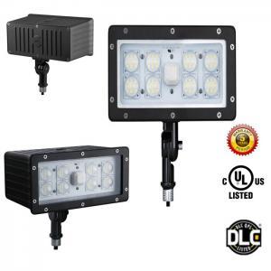 Cheap AC100-277V 5 Years Warranty 45W Outdoor LED Flood Light LED Security UL DLC for sale