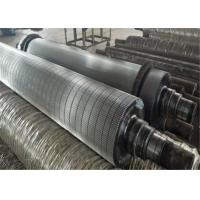 Cheap High Precision Chrome Alloy Steel Carbide Corrugating Rolls A B C E Flute New Condition for sale