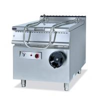 China Electronic Ignition Tilting Braising Pan Freestanding CE Certification on sale