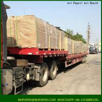 Cheap 100gsm brown recycled sack kraft paper for sale