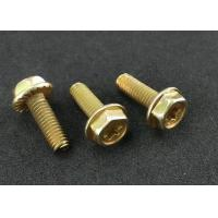 China M5 Hex Washer Head Thread Forming Screws For Metal Sheets Steel Fastener on sale