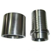 Cheap Baoji factory  OEM Precision CNC Machining & Turning titaniun Parts by drwaing 3D for sale