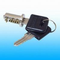 Cheap Locking System- Plug Removable Furniture Lock with up to 10,000 Various Key Combinations for sale