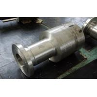 Buy cheap Ring Roll Stainless Steel Forged Valve Body For The Electric Power , GB ASTM Torsion Resistance from wholesalers